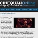 L'equilibrio del cucchiaino Cinequanon Settembre 2015